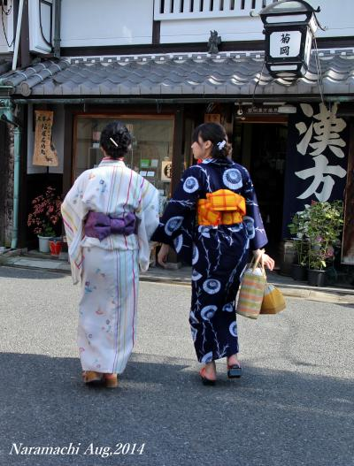 【奈良県(奈良)】ひと夏の想い出!古都・奈良にて「ならまち」散歩♪