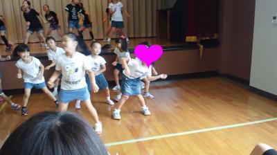 ダンスクラブ発表会
