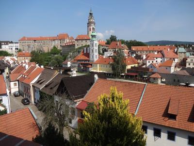 とんでも♪ドライブ旅~チェコ・ドイツ ③8年前の忘れ物~Český Krumlov