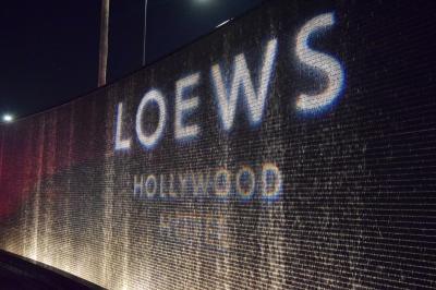 家族で行く 初めてのロサンゼルス&アナハイム欲張り旅行① とりあえずやってきました、ここがハリウッド!?