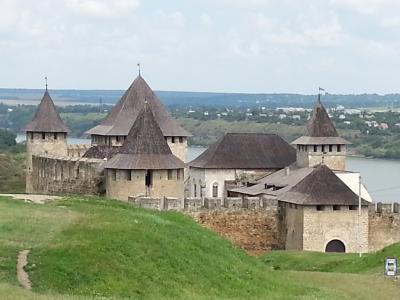 Ukraine (2) 古城 Chernivtsi, Kamyanets-Podilsky, Khotyn, Ivano-Frankivsk