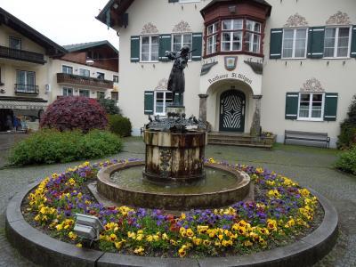 初めてのオーストリア ④ザンクトギルゲン