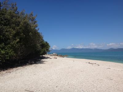 2012年秋はオーストラリアに行ってみました。(5) フィッツロイ島を冒険する!!