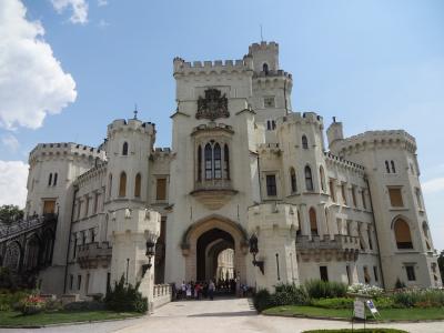とんでも♪ドライブ旅~チェコ・ドイツ ④おとぎの国~白亜のフルボカー城