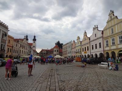 とんでも♪ドライブ旅~チェコ・ドイツ ⑤モラヴィアの真珠~Telč