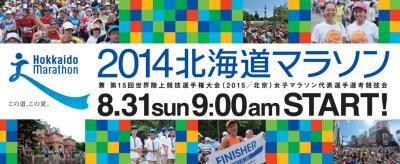 道マラ2014
