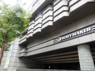 日本の旅 関西を歩く 大阪市の大阪府立体育会館(おおさかふりつ たいいくかいかん)周辺