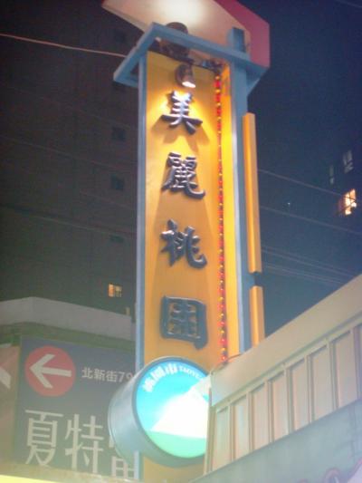 台湾気ままに観光vol.10 その1(初日)