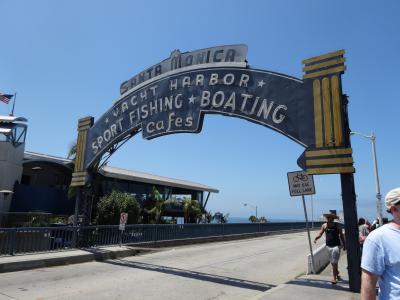 はじめてロサンゼルス ③カリフォルニアディズニーアドベンチャー