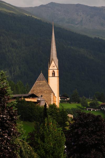 夏のオーストリア&南ドイツその02~雨続きのハイリゲンブルート