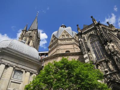 心の安らぎ旅行(2014年 Aachen アーヘン Part2)