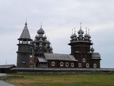 サンクトペテルブルク&カレリア共和国(キジ島)