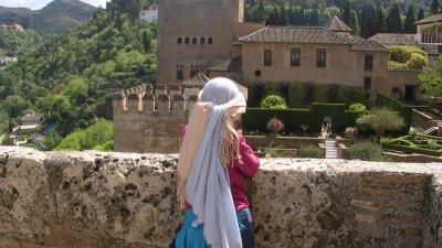 スペイン旅・アルハンブラ宮殿のハイライト*ナスル朝宮殿は華麗でイスラム芸術の宝庫*