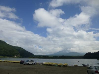 中央自動車道から東名自動車道へ富士山を見ながら・・・のはずが。。。