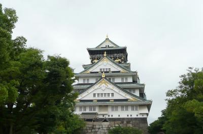 外国人に案内した場所 in 大阪