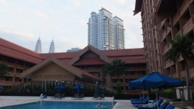 2度目のマレーシアはクアラルンプールに4泊。③2日目(ホテル「ザ・ロイヤルチュラン」の様子とマラッカ観光(その①))