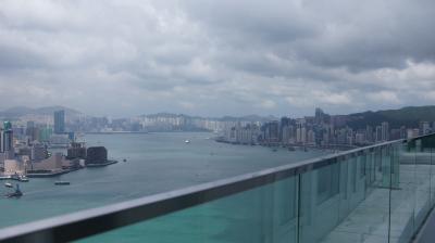 2014 ビクトリアハーバーを 香港島 から眺める旅! Vol.1 香港四季酒店 到着 【2014年8月14~2014年8月17日】