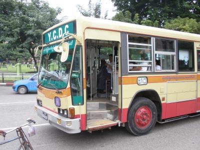 ミャンマー ヤンゴン・バゴーの旅