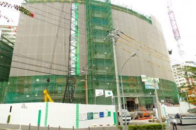 湘南医療大学-設建現場