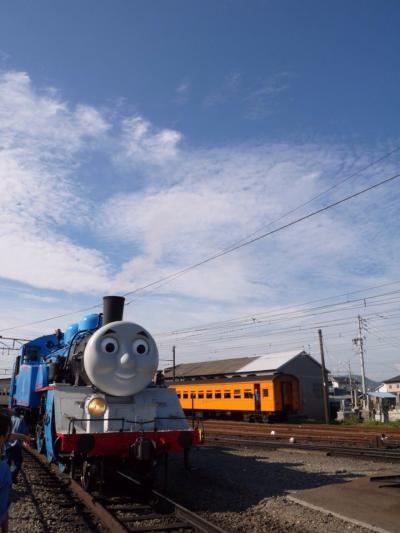 まるで夢のよう!本物きかんしゃトーマス☆大井川鉄道