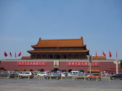 2014年 8月 中国 北京(5) 天安門広場・故宮
