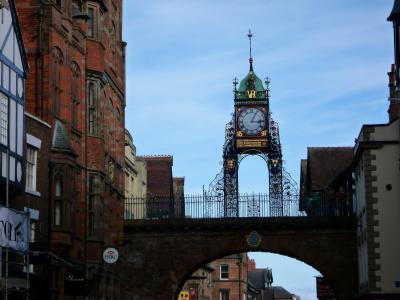 ☆煉瓦造りの街並みと花で彩られた国☆憧れのイギリス6泊8日の旅@リバプール・トレヴァー・チェスター観光