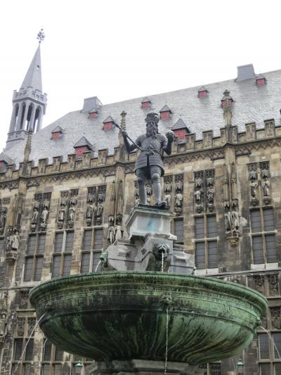 心の安らぎ旅行(2014年 Aachen アーヘン Part3)