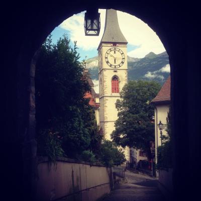 母・叔母・私、女3人旅行2014~スイス・クール~