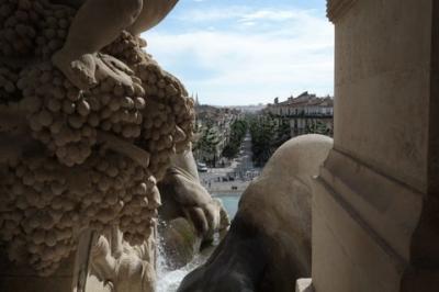 JALマイレージでフランス④ マルセイユ・ロンシャン宮の自然史博物館、美術館へ