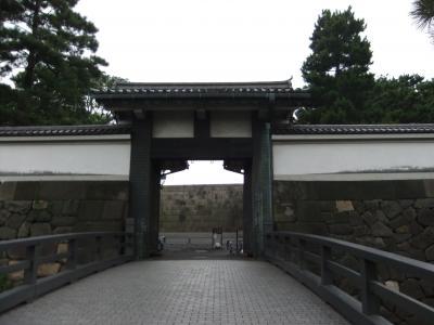 江戸城(本丸・二の丸)の散策