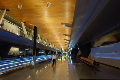 ドーハの空港がいつの間にか変わってた(ハマド国際空港)2014