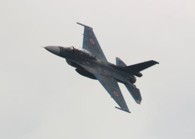 三沢基地の飛行機