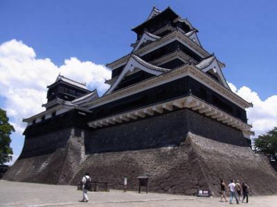 改めて行ってみた熊本城
