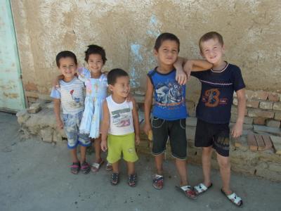 Samarkand 2014年8月 3