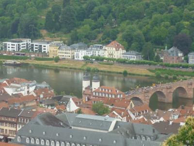☆初めてのドイツ~ベルギー~フランス~ドイツ観光その8ハイデルベルグ