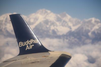 ネパール冬旅 前編 マウンテンフライトでエベレストへ