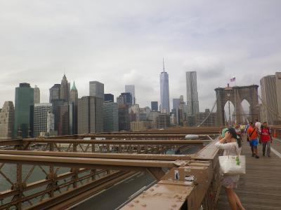 ニューヨーク紀行 02:ブルックリンブリッジ