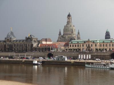 とんでも♪ドライブ旅~チェコ・ドイツ ⑨エルベのフィレンツェ~Dresden
