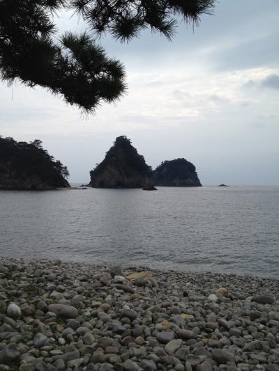 妻良海上アスレチック~堂ヶ島2泊~沼津漁港