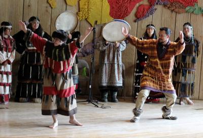 アラスカ 北の大地&野生動物(9/全9): 先住民文化センター, 帰路, 総集編(海と大地の野生動物)