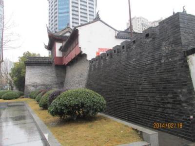 上海下町の旧城内統括編・2013年