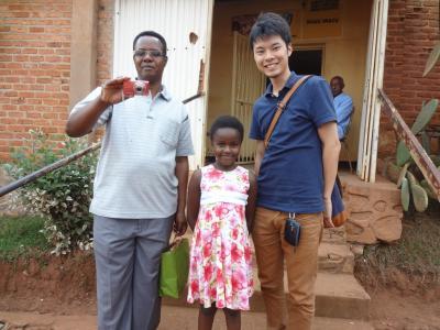 ルワンダを研修して2014 ~過去を乗りこえ、未来に向かう国~