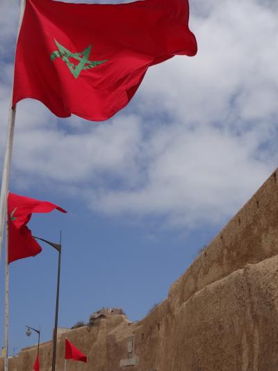 マグレブ~日の沈む国 モロッコ旅行記⑪ アル・ジャディーダ~帰国