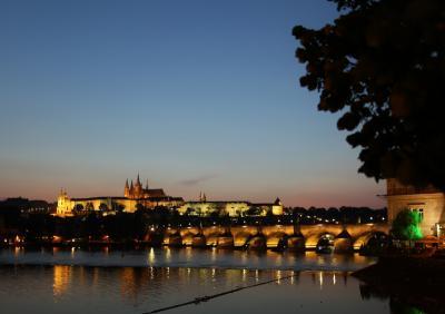 2014年7月 中欧4ヵ国とドイツをめぐる鉄道の旅 (10) プラハ後編