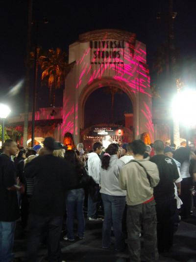 2006年 ユニバーサル・スタジオ・ハリウッドのハロウィン・ナイト