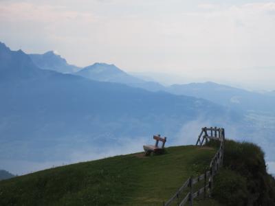 2014 スイスの田舎町『小さな奇跡』にであう旅 ④ リギ・クルム編