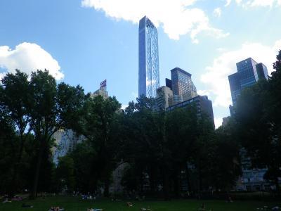 ニューヨーク紀行 07:コロンバスサークルとセントラルパーク