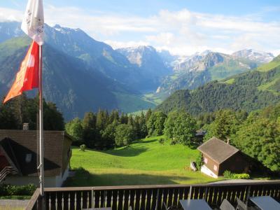 2014 スイスの田舎町『小さな奇跡』にであう旅 ② 山上の美しき村 ブラウンヴァルト(完成しました)