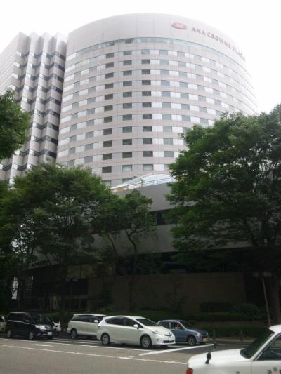金沢 ◆ ANAクラウンプラザホテル金沢 ◆ 2014/08/31~