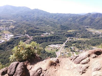 八剣山登山,ワイナリー,定山渓で足湯,そして盤渓へ
